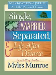 SINGLE, MARRIED AND SEPARATED
