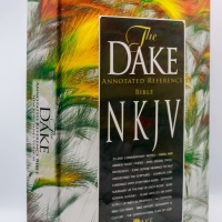 Dake's Annotated Reference Bible: New Kings James Version Soft Leather bounded