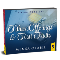 Tithes Offering and First Fruits Pen Drive